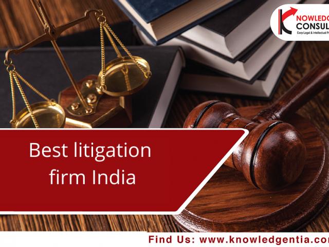 Best litigation firm India