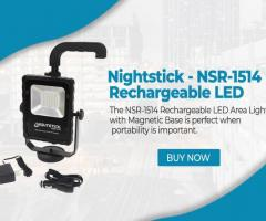 LED Rechargeable Construction Work Lights | Flexra Safety