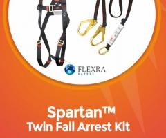 Single Internal Fall Arrest Lanyard | Flexra Safety