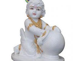Buy Marble Radha Krishna Statue at Best Price in India