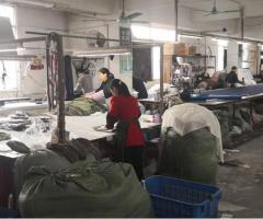 Custom clothing factory China