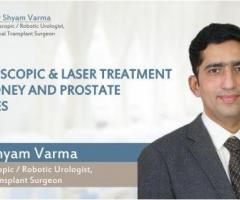 Consultant Laparoscopic Urologist, Kidney Transpla